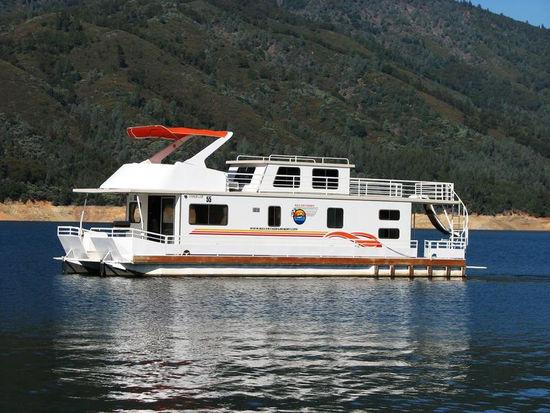 Shasta Lake Houseboats Rentals