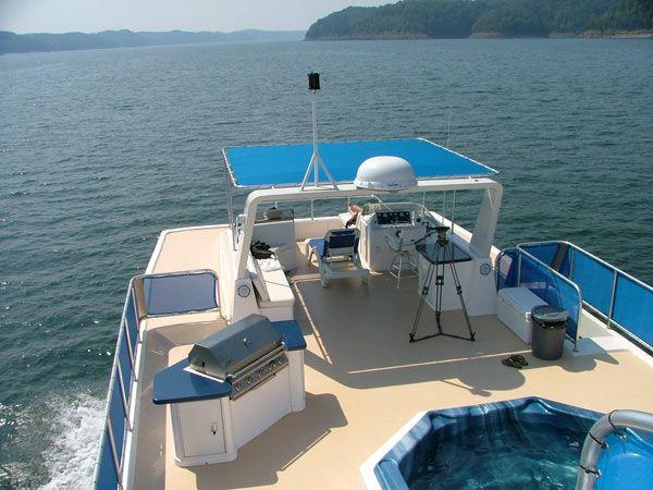 87 Paradise Houseboat