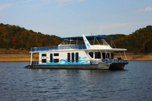 Lake Cumberland - Houseboats Rentals