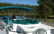 SuperCruiser with Hot Tub