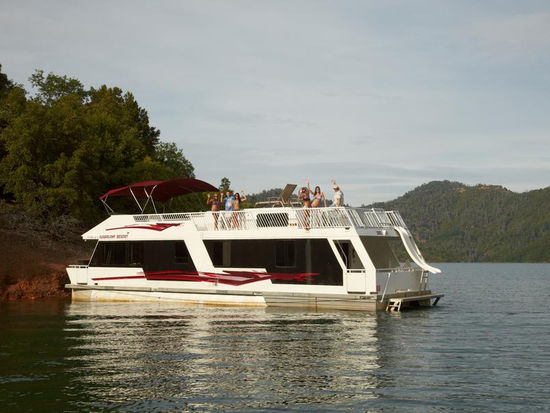 The Cove Houseboat