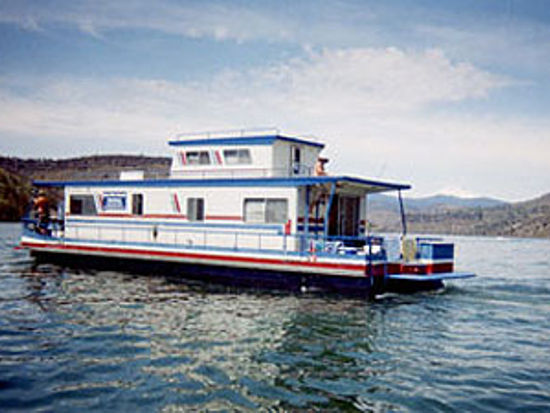 The Deschutes II Houseboat