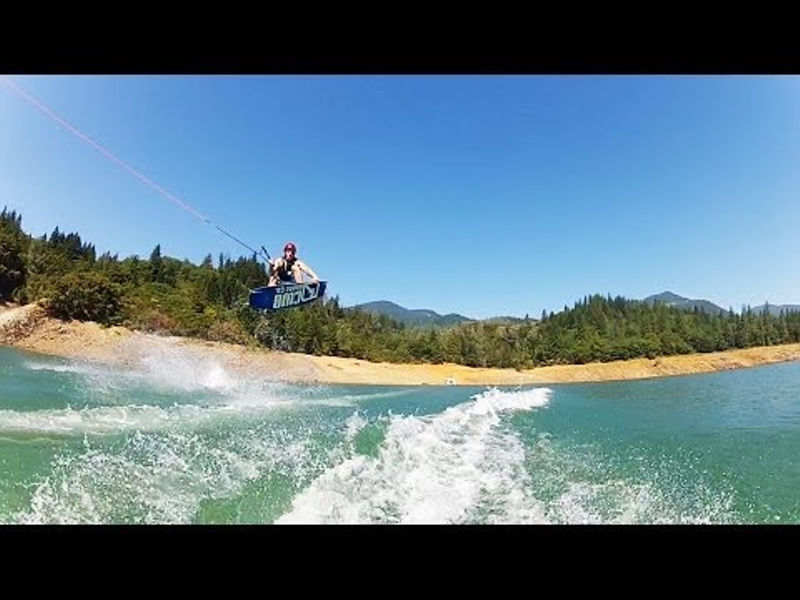World's Greatest Houseboat Trip: Shasta Lake Photos