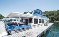 80' First Lady Houseboat