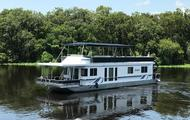 63' 6 Sleeper Executive Houseboat