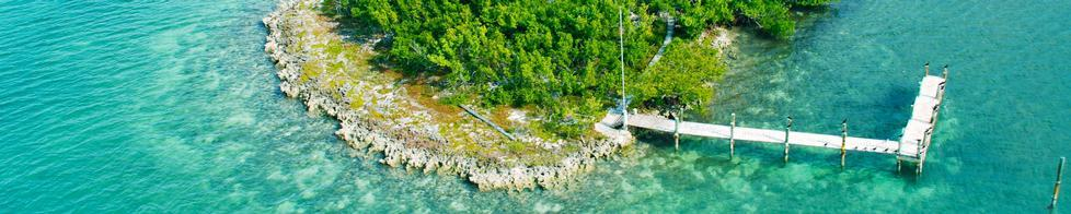 Private Island in the Florida Keys
