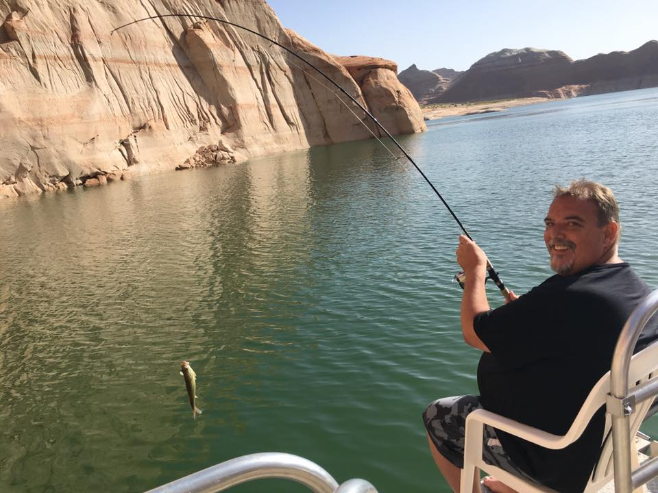 Top Lake Powell Catches Fishing Tips